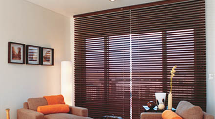 Linea Wood Blind